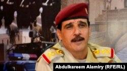 الفريق الركن عبد الامير رشيد