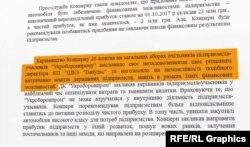Відповідь «Укроборонпрому» журналістам програми «Донбас.Реалії»