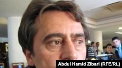 Iraq -- Journalist Rahman Gharib, Irbil, 20Nov2011
