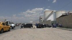 Եղվարդցիները պահանջում են կասեցնել նավթավերամշակման գործարանի կառուցումը