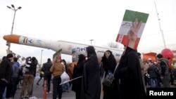Ирандық Simorgh ракеталары.
