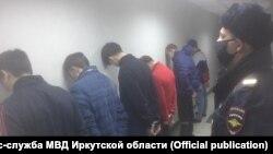 Задержанные после побега пациенты психиатрической больницы в Иркутске