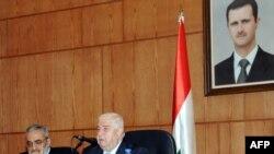 Сиријскиот министер за информирање Омран Зоаби