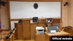 Sudnica Specijalnog suda u Beogradu