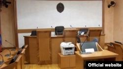 Jedna od sudnica u Beogradu