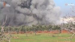 У Сирії внаслідок авіаудару знищена клініка