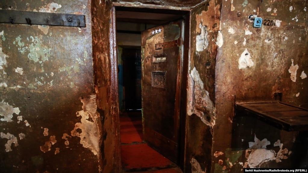 Inside A Notorious Ukrainian Prison
