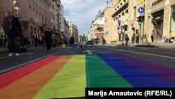 Parada e Krenarisë në Sarajevë, 8 shtator 2019