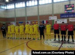 Українські спортсмени з вадами зору стали чемпіонами світу