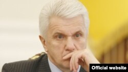 Голова Верховної Ради України Володимир Литвин