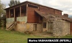 Дом семьи Хурцидзе в деревне Дихашхо