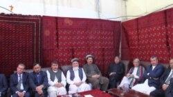 Owganystan: Türkmenler parahatçylyk gepleşiklerini goldadylar