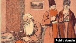 Molla Nəsrəddin jurnalından