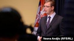 Aleksandar Vučić, ilustrativna fotografija