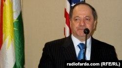 مسعود بارزانی، مسئول منطقه خودمختار کردستان عراق