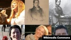 Портреты знаменитых саамов