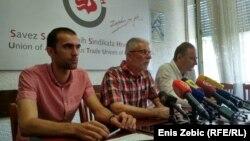 Matija Kroflin, Krešimir Sever i Mladen Novosel, Zagreb