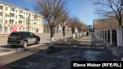 Улица Темиртау.
