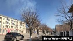 Улица в Темиртау.