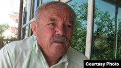 Хатлон вилоят Ўзбеклар жамияти раиси Салим Шамсиддинов.