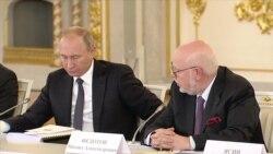 Федотов на СПЧ о проблемах россиян за рубежом