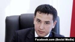Канатбек Азиз.