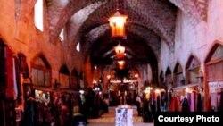 سوق في بغداد