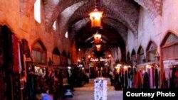 سوق من اسواق بغداد التاريخية