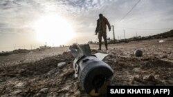 عکس از حمله اسرائیل به غزه در سال ۲۰۱۹