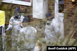 """Дом Сергея Скрипаля, на ручку входной двери которого, по версии британской полиции, был нанесен """"Новичок"""""""
