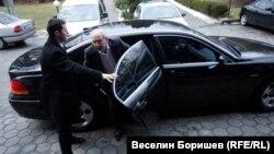 Лютви Местан, лидер на партия ДОСТ.