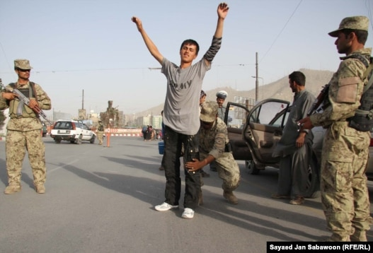 There have been reports that the Afghan police have been abusing detainees.