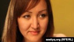 Студент Кәусар Лескенқызы. Алматы, 28 маусым 2012 жыл.