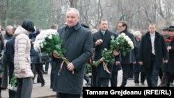 Preşedintele Nicolae Timofti