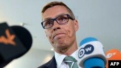 Прем'єр-міністр Фінляндії Александр Стубб