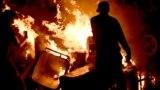 ძალადობრივი აქციის შედეგი ჰამბურგში