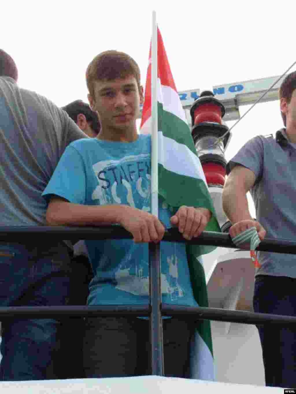 Абхазия отмечает годовщину признания Москвой #9