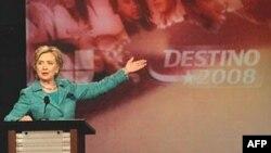 Хиллари Клинтон считает, что полностью готова к участию в мужском клубе президентской политики