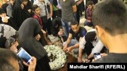 تشییعجنازه بدرالدین، فرمانده کشتهشده حزبالله