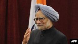 Премьер-министр Индии Манмохан Сингх.