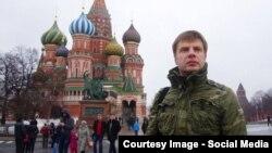Олексій Гончаренко в Москві (фото з Facebook народного депутата)