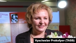 Людмила Шкребнева.