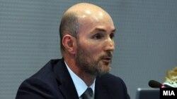 Гувернерот на Народната банка на Република Македонија, Димитар Богов
