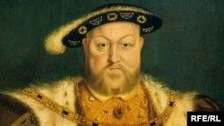 Portret Henrija VIII, ulje na platnu