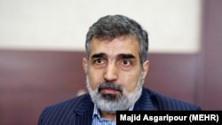 Eýranyň Atom energiýa agentliginiň metbugat wekili Behrouz Kamalwandi