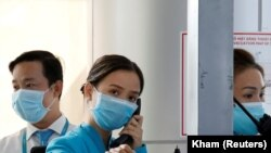 """""""Вьетнам аба жолдору"""" компаниясынын кызматкерлери. Дананг шаары. 23-февраль, 2020-жыл."""