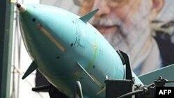 موشک صیاد یک ایران-عکس از خبرگزاری فرانسه