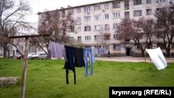 Севастополь, здание общежития на улице Николая Музыки, 94А