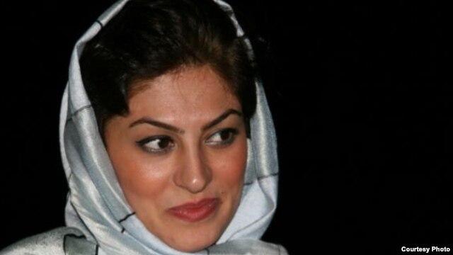 Iranian women's rights activist Shiva Nazar Ahari