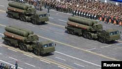 Военный парад на Красной площади